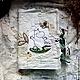 Блокноты ручной работы. Ярмарка Мастеров - ручная работа. Купить Блокнот-артбук Moomin book. Handmade. Блокнот ручной работы