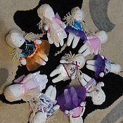 Куклы и игрушки ручной работы. Ярмарка Мастеров - ручная работа Ангел сплюшка. Handmade.