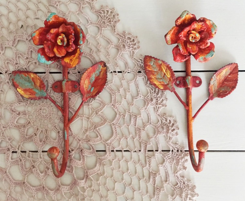 Крючки Роза