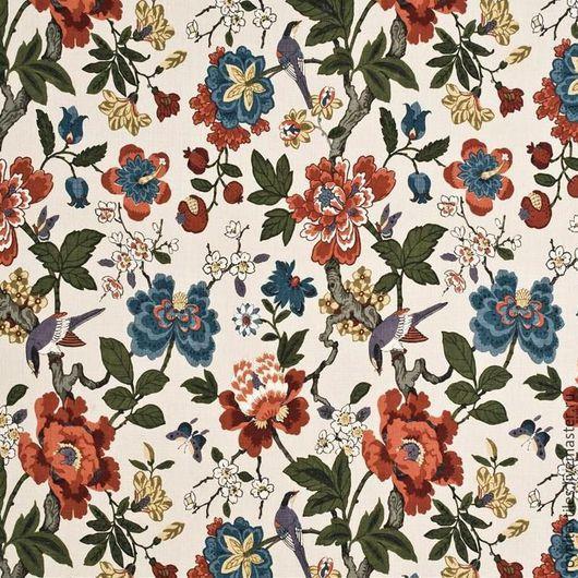 Эксклюзивная английская ткань GP & J Baker Эксклюзивные и премиальные английские ткани, знаменитые шотландские кружевные тюли, пошив портьер, а также готовые шторы и декоративные подушки.