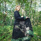 Dresses handmade. Livemaster - original item Frey`s Celtic medieval dress. Handmade.