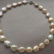 Украшения handmade. Livemaster - original item PERLA necklace of pearls. Handmade.