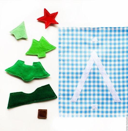 Развивающие игрушки ручной работы. Ярмарка Мастеров - ручная работа. Купить Пирамидка (развивающая книжка). Handmade. Развивающая игрушка