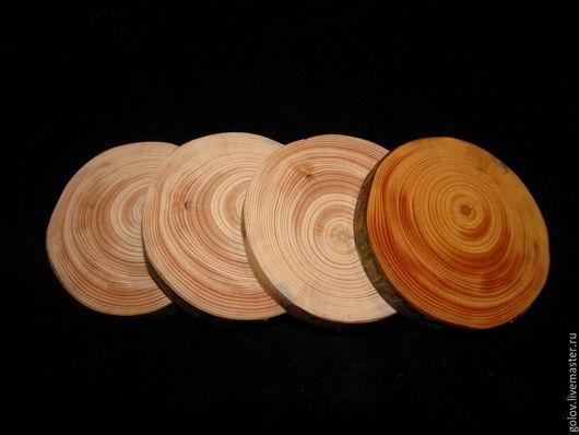 Элементы интерьера ручной работы. Ярмарка Мастеров - ручная работа. Купить спилы дерева. Handmade. Спил дерева, натуральное дерево