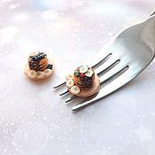 Кукольная еда ручной работы. Ярмарка Мастеров - ручная работа Панкейки. Handmade.