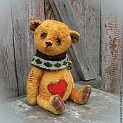 Куклы и игрушки ручной работы. Ярмарка Мастеров - ручная работа Потап....  Мишка тедди винтаж.. Handmade.