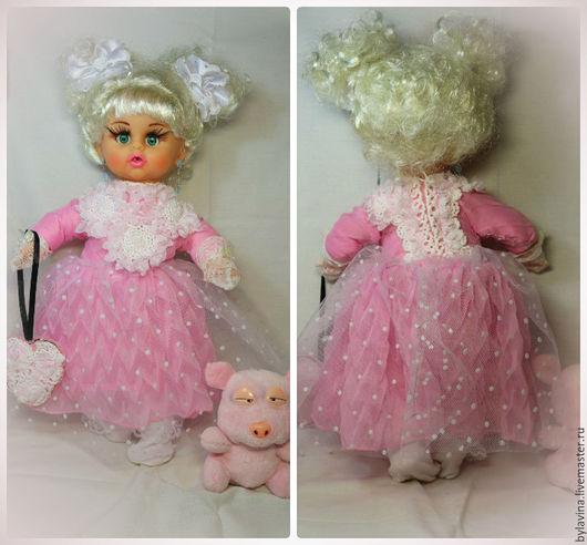 Коллекционные куклы ручной работы. Ярмарка Мастеров - ручная работа. Купить Авторская кукла Ариша. Handmade. Комбинированный, авторская кукла