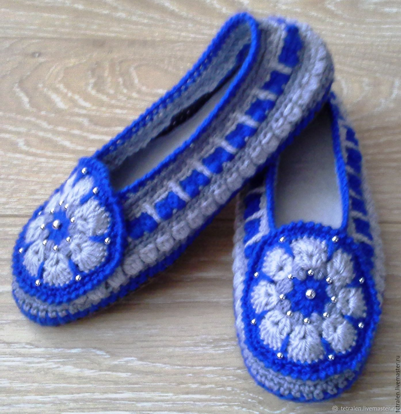 5effd730213460 Online shopping · Handmade Shoes handmade. Order Home Slippers crochet  Vasilisa. Knitted stuff from Svetlana. Livemaster ...