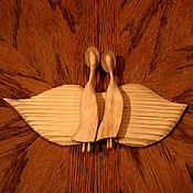 Для дома и интерьера ручной работы. Ярмарка Мастеров - ручная работа Ангелы...спасающие от одиночества!. Handmade.