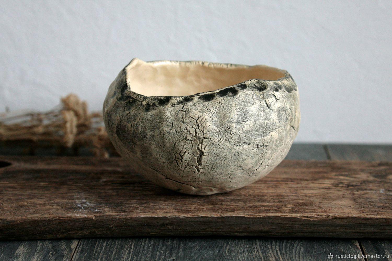 Ceramic Bowl Crack Stone, Salad Bowl, Moscow,  Фото №1