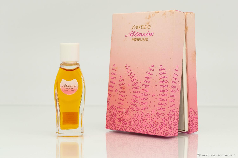 MEMOIRE (SHISEIDO) perfume 10 ml VINTAGE, Vintage perfume, St. Petersburg,  Фото №1