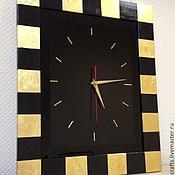 Для дома и интерьера ручной работы. Ярмарка Мастеров - ручная работа Часы настенные из стекла. Handmade.