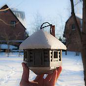 Сувениры и подарки handmade. Livemaster - original item Small house. Handmade.