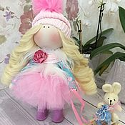 Кукла Розовое облако