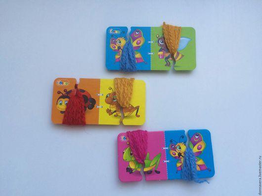 """Развивающие игрушки ручной работы. Ярмарка Мастеров - ручная работа. Купить Игра """" Моталка"""". Handmade. Комбинированный, развивайка"""
