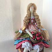 Куклы и игрушки ручной работы. Ярмарка Мастеров - ручная работа Веснянка. Handmade.