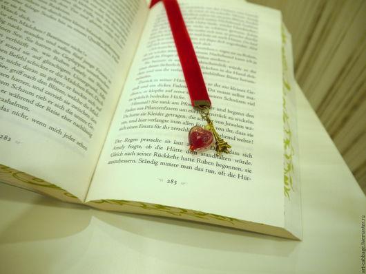 """Закладки для книг ручной работы. Ярмарка Мастеров - ручная работа. Купить Закладка мягкая """"Париж - любовь моя"""". Handmade."""