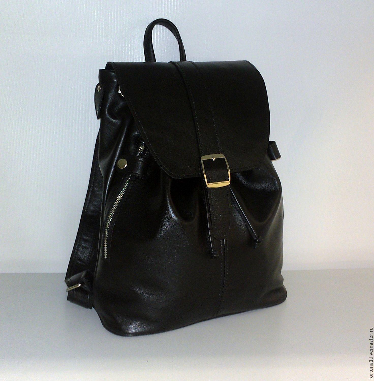 Backpack leather 59u, Backpacks, St. Petersburg,  Фото №1
