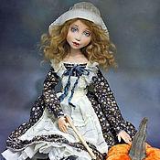 Куклы и игрушки ручной работы. Ярмарка Мастеров - ручная работа Золушка. Handmade.