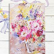 Картины и панно ручной работы. Ярмарка Мастеров - ручная работа Репродукция «Твое сладкое лето» 60/40см. Handmade.