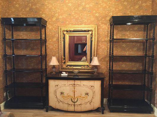Мебель ручной работы. Ярмарка Мастеров - ручная работа. Купить Стеллаж (003). Handmade. Стеллаж, мебель из массива