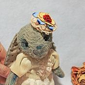 Куклы и игрушки ручной работы. Ярмарка Мастеров - ручная работа Солька. Handmade.