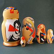 Русский стиль handmade. Livemaster - original item Matryoshka El Lissitzky. Handmade.