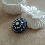 Украшения handmade. Livemaster - original item Brooch in the style of Chanel. Handmade.