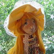 Куклы и игрушки ручной работы. Ярмарка Мастеров - ручная работа Рыженькая. Handmade.