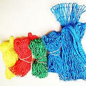 Русский стиль handmade. Livemaster - original item string bag. Handmade.