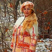 Одежда handmade. Livemaster - original item Coat,