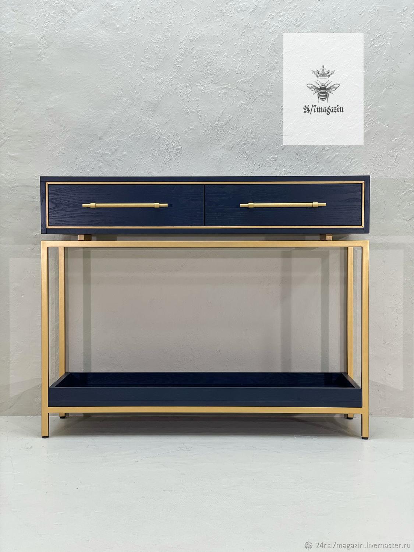 Lady GOLD console, Tables, Yaroslavl,  Фото №1