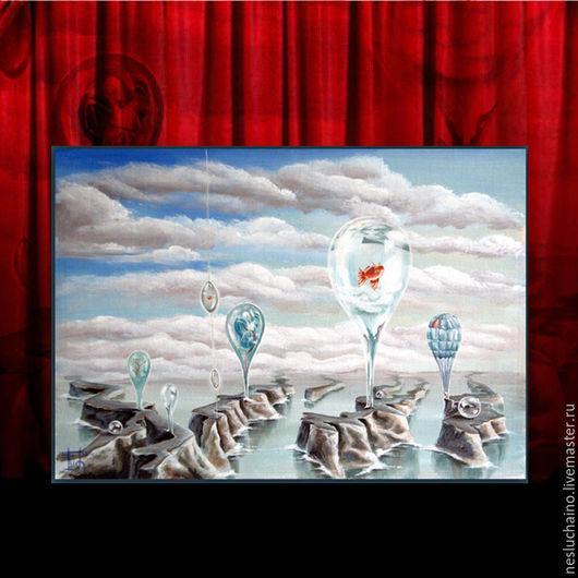 Обереги, талисманы, амулеты ручной работы. Ярмарка Мастеров - ручная работа. Купить Амбиент «Роса». Автор – Trish. Handmade.