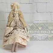 Куклы и игрушки ручной работы. Ярмарка Мастеров - ручная работа В стиле тильда - интерьерная кукла. Handmade.