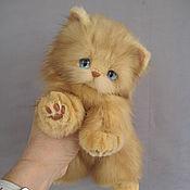 Котенок Золотинка