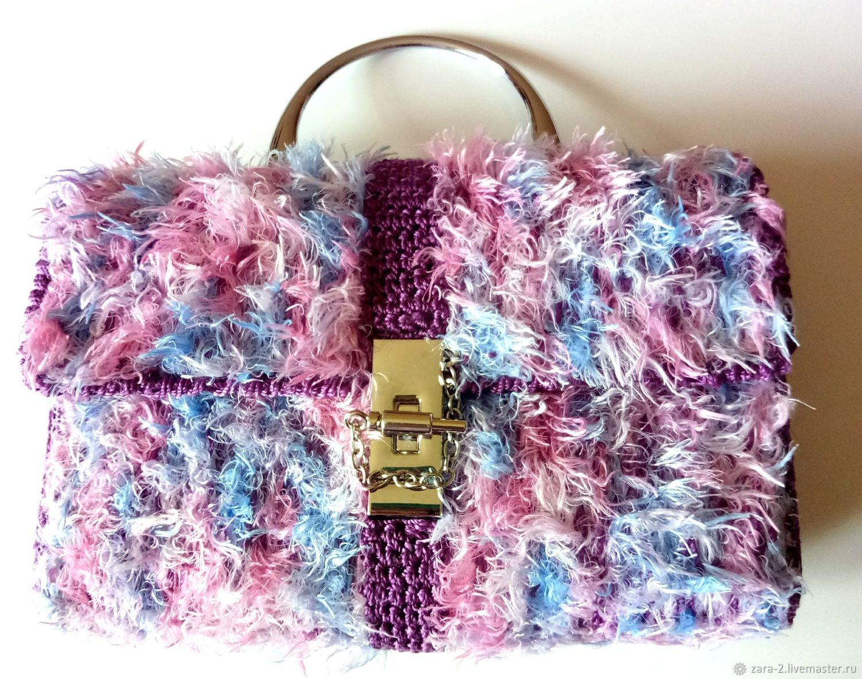 Handbag with a lock, clutch, Clutches, Samara,  Фото №1