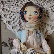 Куклы и игрушки ручной работы. Ярмарка Мастеров - ручная работа Анфиса, домовушка-ключница.. Handmade.