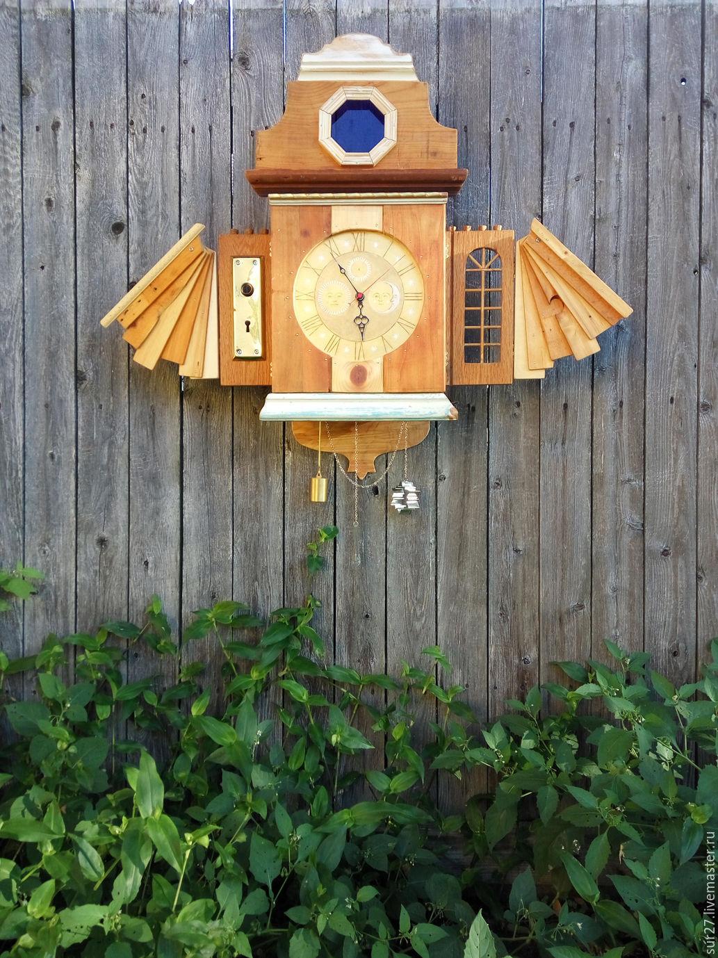Часы-кукушка, Часы классические, Мытищи,  Фото №1