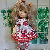 Куклы и игрушки handmade. Livemaster - original item Textile doll.. Handmade.