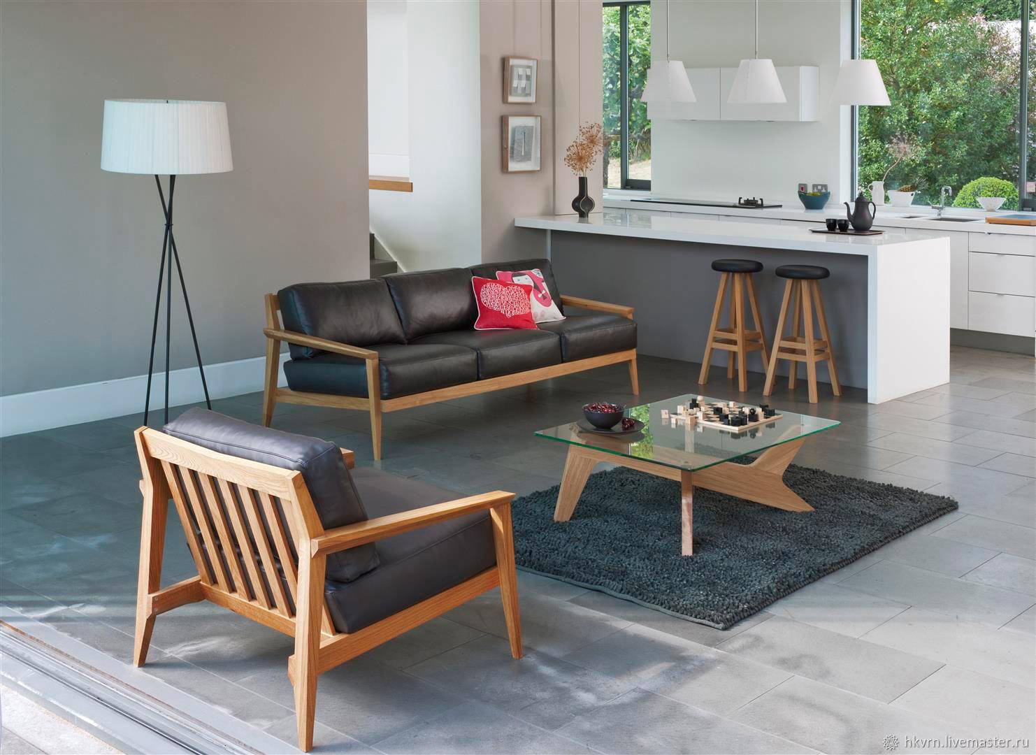 Мебель ручной работы. Ярмарка Мастеров - ручная работа. Купить Современная мягкая мебель. Handmade. Мебель, гостинный гарнитур