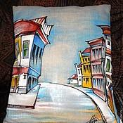 """Для дома и интерьера ручной работы. Ярмарка Мастеров - ручная работа """"Цветной бульвар"""". Handmade."""