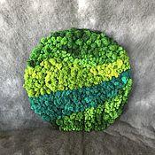 Картины и панно handmade. Livemaster - original item Picture of stabilized moss 50 cm. Handmade.