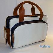 Сумки и аксессуары handmade. Livemaster - original item Multi-Color leather bag