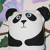 """Куклы и игрушки ручной работы. Ярмарка Мастеров - ручная работа Игрушка-подушка Панда """"Оскар"""". Handmade."""