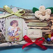 Открытки handmade. Livemaster - original item Driftwood card. Handmade.