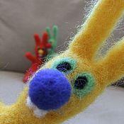 Куклы и игрушки ручной работы. Ярмарка Мастеров - ручная работа Акак. Handmade.