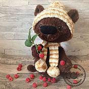Куклы и игрушки ручной работы. Ярмарка Мастеров - ручная работа Шоколадный Медвежонок Мих. Handmade.