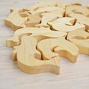 Куклы и игрушки ручной работы. Ярмарка Мастеров - ручная работа Детская деревянная развивающая игрушка балансир