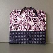 Сумки и аксессуары handmade. Livemaster - original item Organizers: for embroidery handbag Amethyst. Handmade.