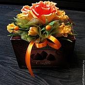 Цветы и флористика ручной работы. Ярмарка Мастеров - ручная работа Ассорти мини подарков - 2. Handmade.